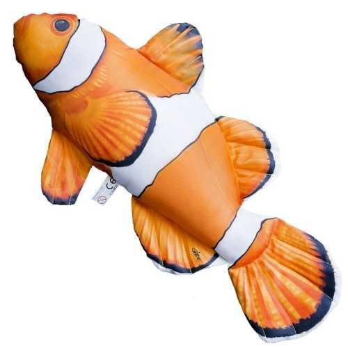 Cuscino d'arredo Pesce Pagliaccio