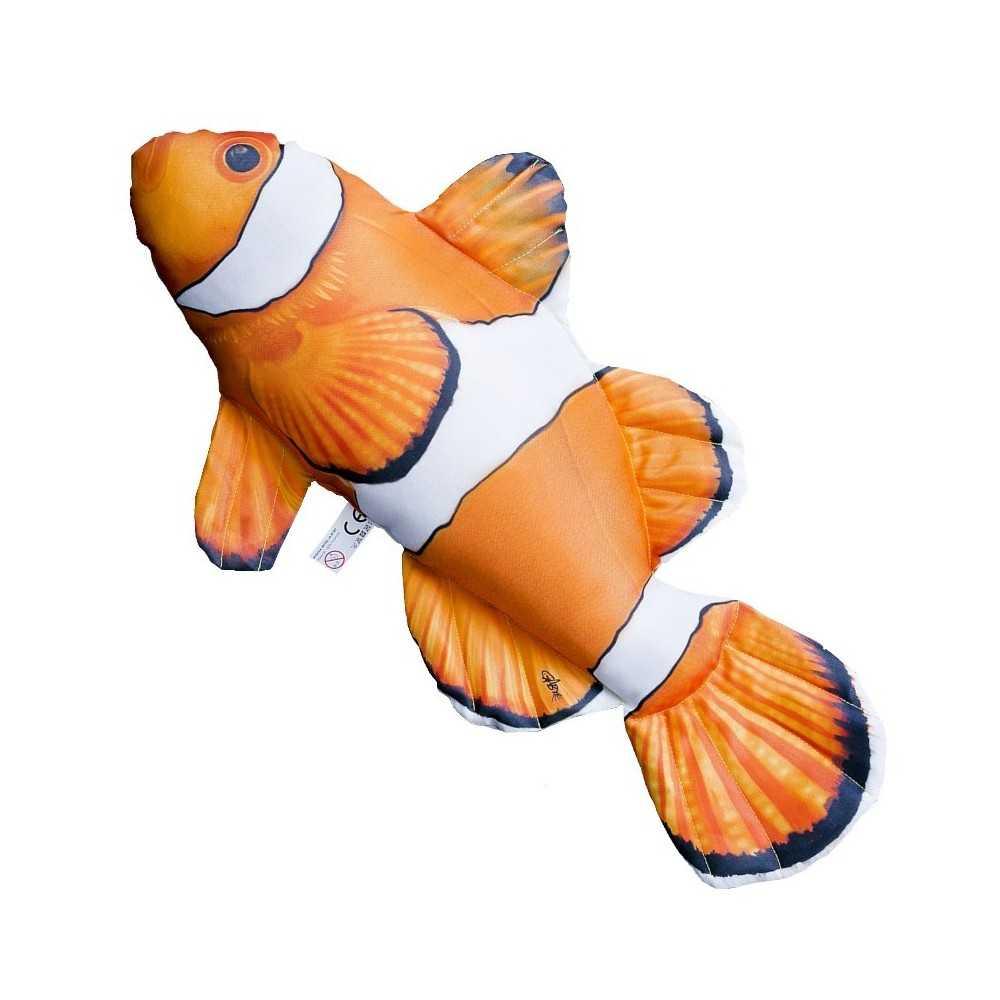 Cuscino d 39 arredo a forma di pesce pagliaccio for Ais arredo