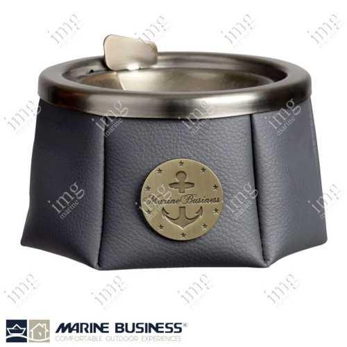 Portacenere antivento Premium Antracite Marine Business