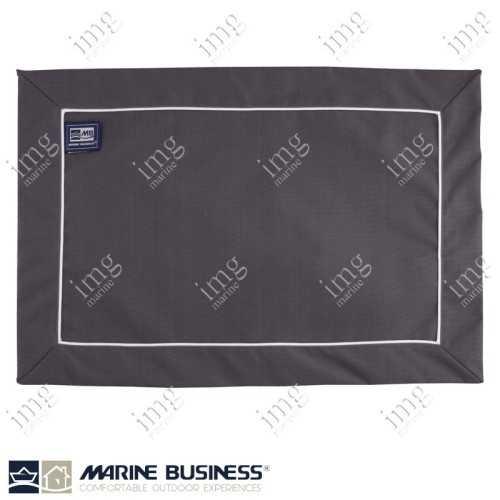 Tovagliette americane Waterproof Dark Grey Marine Business