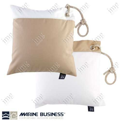Cuscini Waterproof 40x40 Beige 2 pz - Marine Business