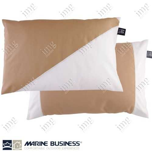 Cuscini Waterproof 40x460 Beige 2 pz - Marine Business