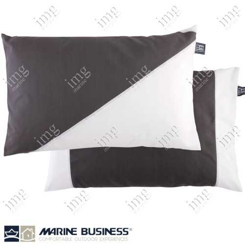 Cuscini Waterproof 40x60 Dark Grey 2 pz - Marine Business
