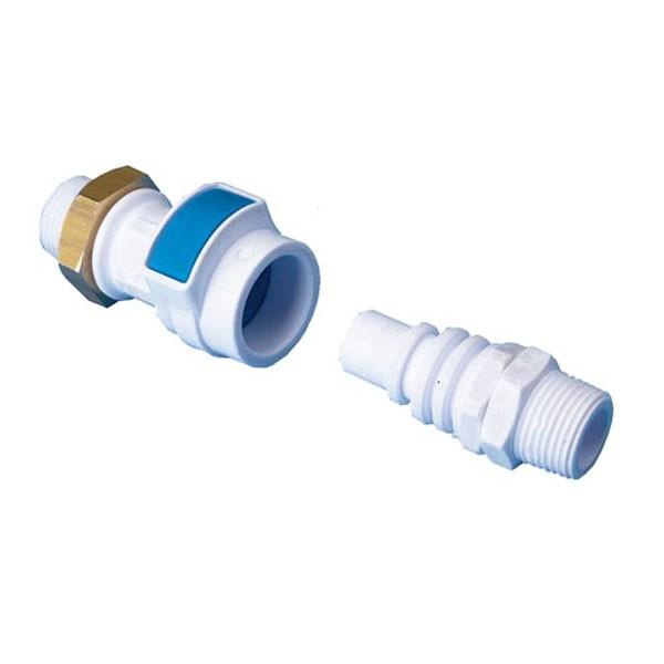 Kit Innesto rapido per tubo doccetta