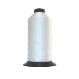 Spola filo in poliestere anti UV titolo 40 bianco