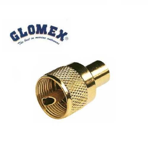 Connettore RA132 Gold
