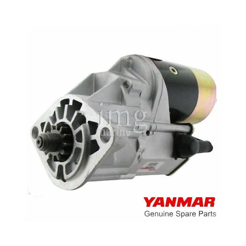 Motorino avviamento Yanmar 6LP/8LV