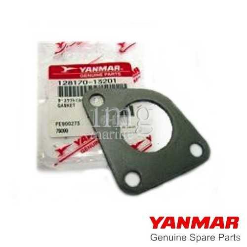 Guarnizione scarico a gomito Yanmar 1-2GM