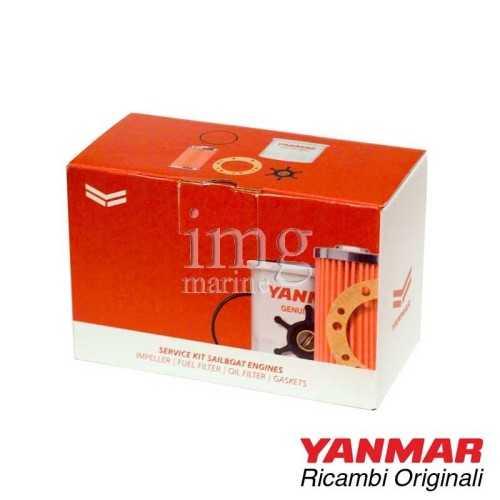 Kit tagliando Yanmar 3JH