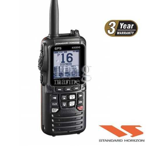 VHF portatile Horizon HX890E