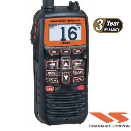 VHF portatile Horizon HX210E