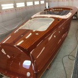 Crystal Yacht vernice trasparente alto solido