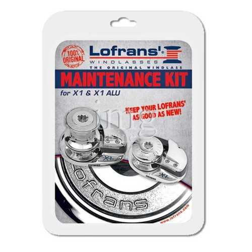 Kit manutenzione PROJECT X1 Lofrans