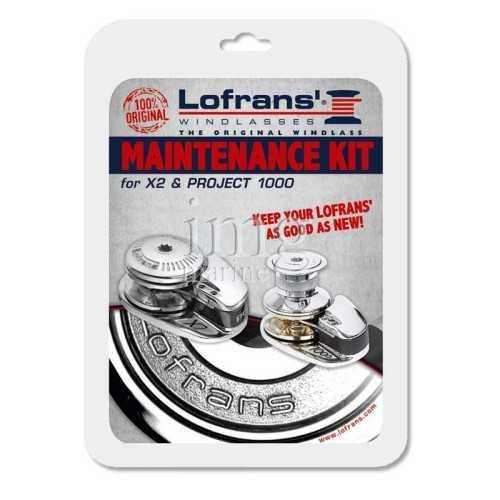 Kit manutenzione PROJECT X2 Lofrans