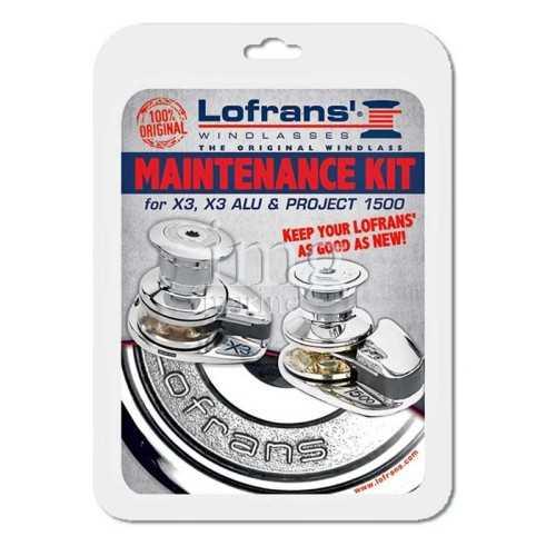 Kit manutenzione PROJECT X3 Lofrans