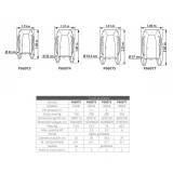 Tender Plastimo Horizon, battello con pagliolo gonfiabile, in PVC 110 decidex