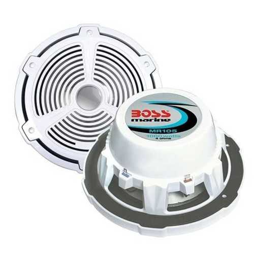 Altoparlante stagno subwoofer MR105 Boss Marine