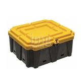 Cassetta portabatteria B590