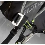 Giubbotto salvataggio automatico Pilot 165N Plastimo - Particolare per attacco cordone ombelicale