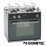 Cucina a gas 2 fuochi con forno STARLIGHT