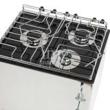 Cucina a gas 3 fuochi con forno CAN