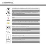 Spinnaker giubbotto salvagente gonfiabile 180N rosso con imbrago certificato ISO 12402-3 e ISO 12401 Veleria San Giorgio
