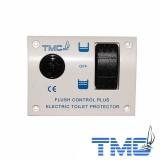 Interruttore wc elettrico TMC con fusibile