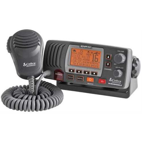 VHF fisso Cobra MR F77 GPS E