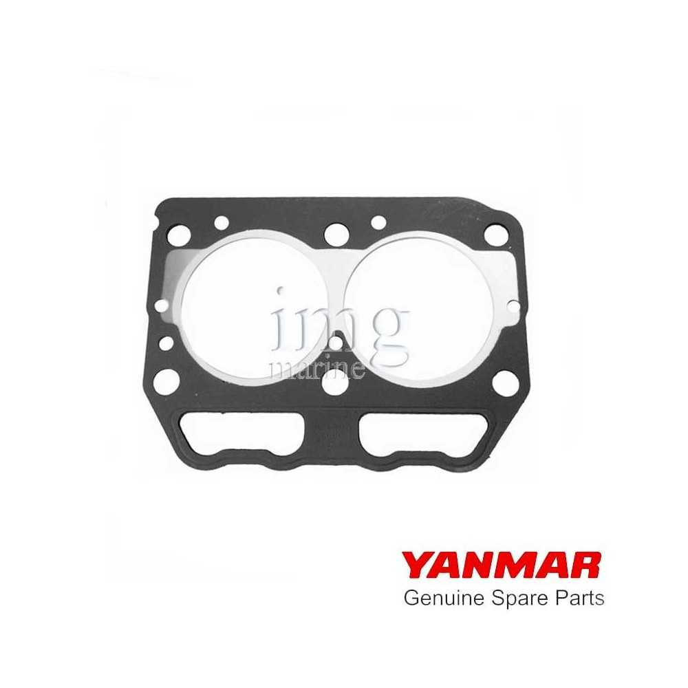 Guarnizione testata serie 2GM Yanmar