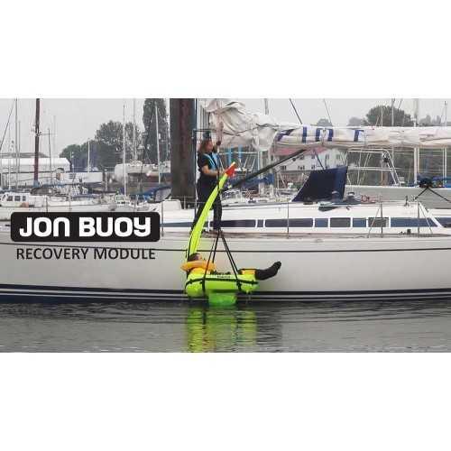Manoverboard recupero uomo a mare JonBuoy Recovery Module Mark 5 Ocean Safety