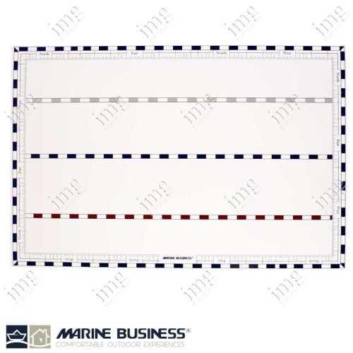 Tovagliette mericane serie Mistral di Marine Business, antiscivolo in PVC espanso