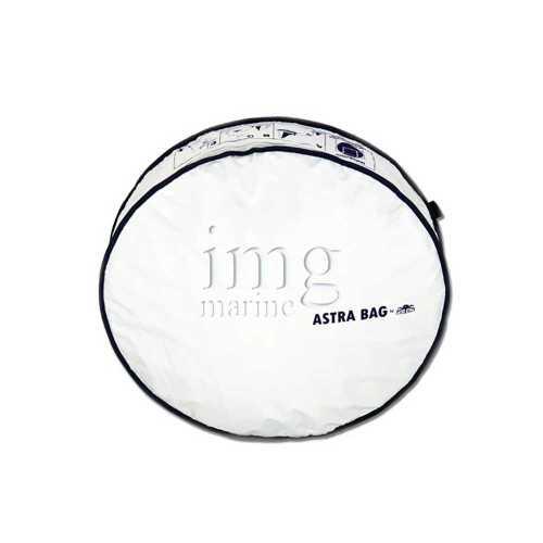 Sacca Astra Bag per salvagente anulare colore bianco