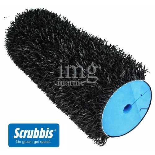Testa Groovy per spazzolone pulisci carena Scrubbis Hull