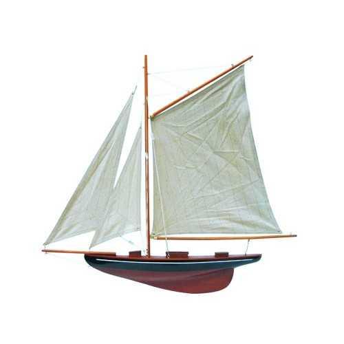 Mezzo scafo sx Yacht a vela