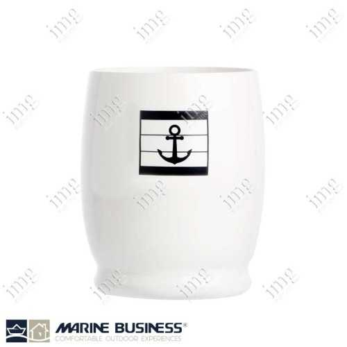 Bicchieri infrangibili Sea Lovers Anchors da Acqua Marine Business In MS BPA Free
