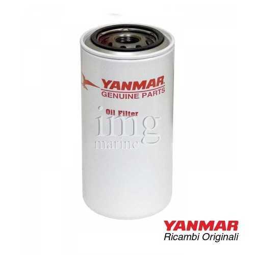 Filtro olio 127695-35160 originale Yanmar per motori 4LHA/D/D - 6CX