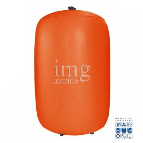 Boa cilindrica da regata MTM arancio