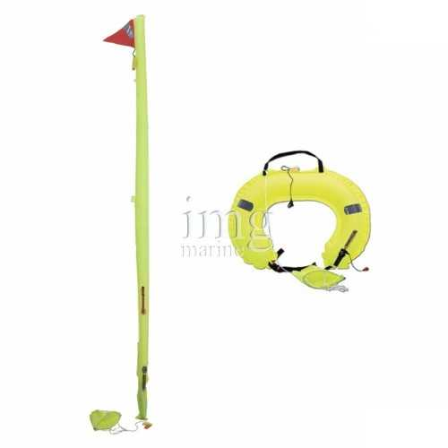 Jonbuoy e Horseshoe Combo Ocean Safety