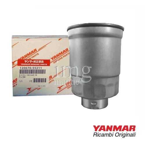 Filtro gasolio Yanmar 4LV