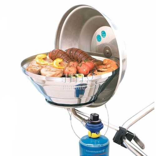 Barbecue BBQ MARINE KETTLE a gas