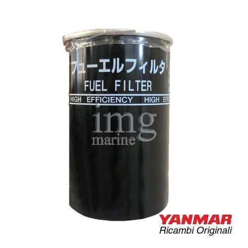 Filtro gasolio 127677-55130 per motori YANMAR serie: 6CX530