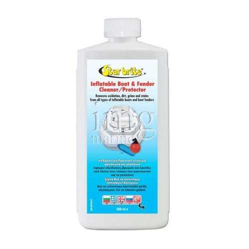Detergente protettivo per Gommoni e Parabordi Star Brite Inflatable Boat & Fender Cleaner Protector