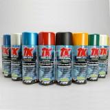Vernice Spray TK per motori
