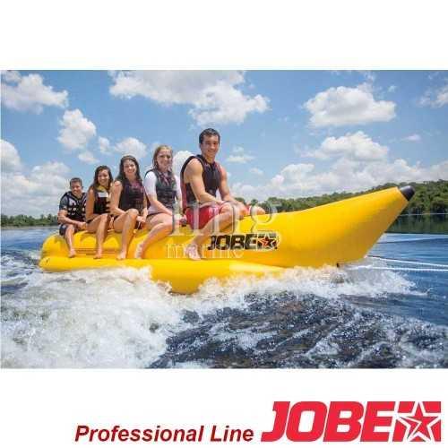 Trainabile professionale per 10 persone Bananone Multi Rider Heavy Duty Jobe