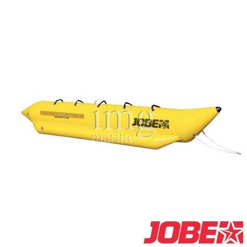 Bananone trainabile Watersled 5 posti Jobe