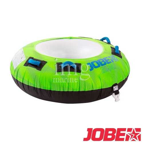 Jobe Rumble Green 1P ciambella trainabile