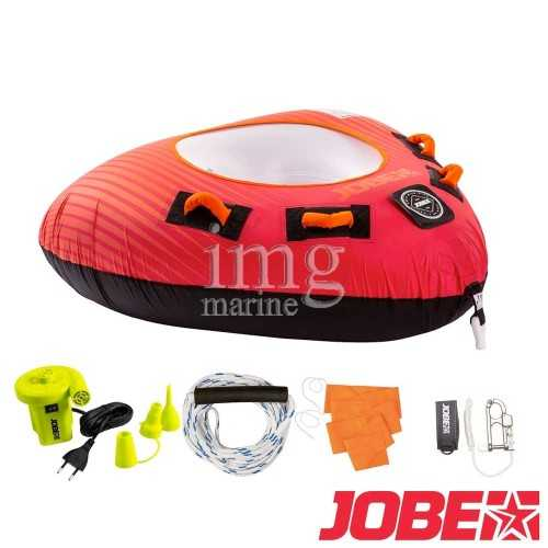 Ciambella Trainabile Thunder 1P Package Jobe