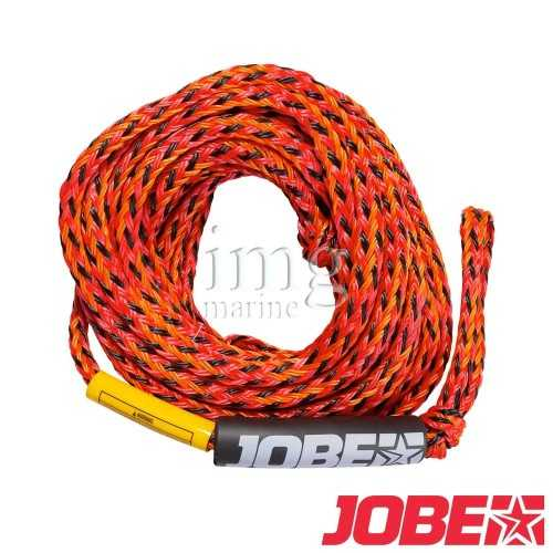 Cima traino Towable Rope 4 Persone Red JOBE