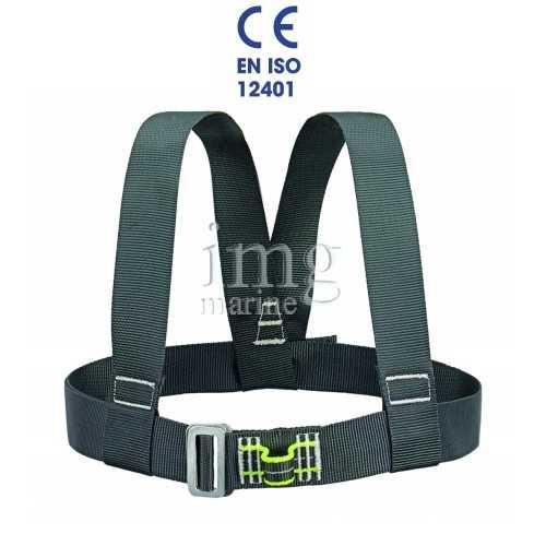 Plastimo Imbragatura di sicurezza EN ISO 12401 conforme norme ISAF/ORC