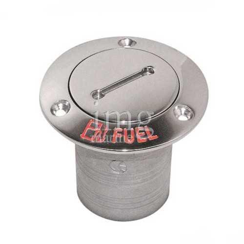 Tappo imbarco inox Flush Fuel